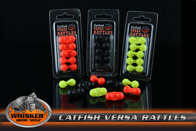 Whisker Seeker Catfish Versa Rattles