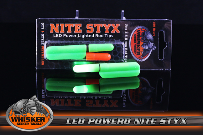 Whisker Seeker LED Nite Styx for Catfish