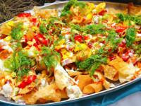Invasive Lionfish Nacho Recipe