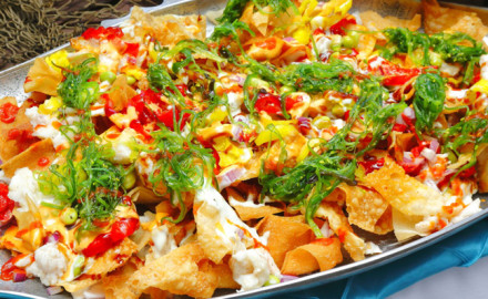 Invasive Lionfish Nacho Recipe