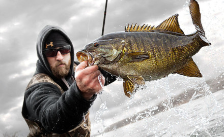 Smallmouth bass are amazing adversaries, not to mention a whole lot of fun to catch. Brushing up on
