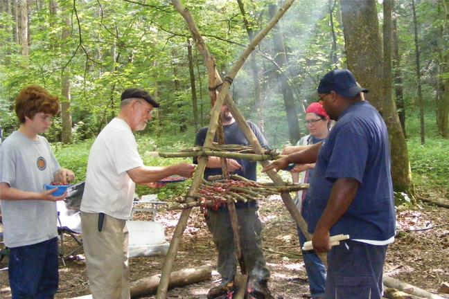 Survival Camps Offer Preparedness Training