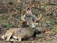 Huge West Virginia Deer