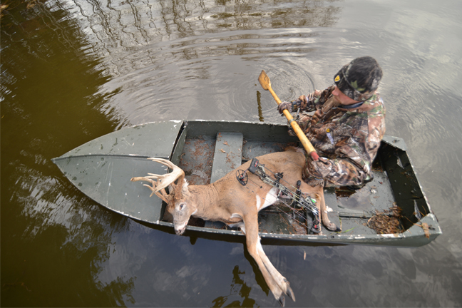 Pro Tips For Hunting Whitetail Deer In The Rain
