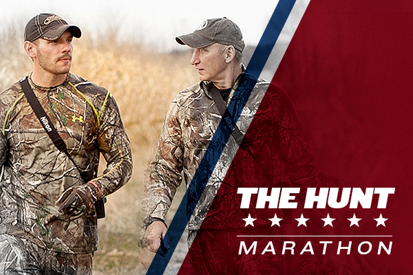 The HUNT Marathon