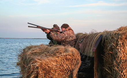 Even though waterfowl seasons are just getting started through the Southeast in November, most