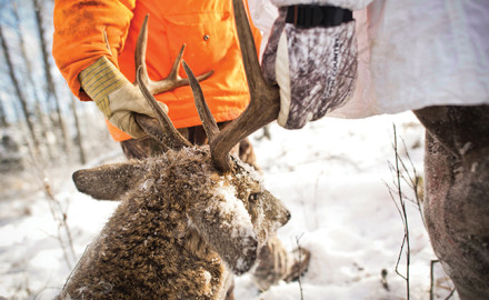 To find an overlooked Southwestern buck you'll need a quality pair of hiking boots, a frame pack to