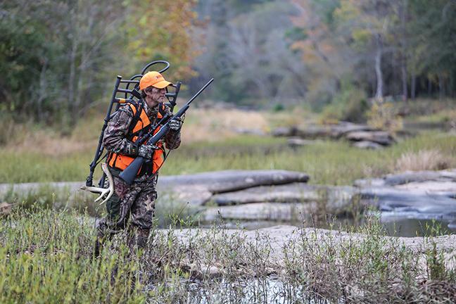 Stalking Deer