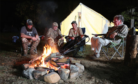 Among potential deer camp snack foods, venison jerky is like bacon — it tastes great, and just