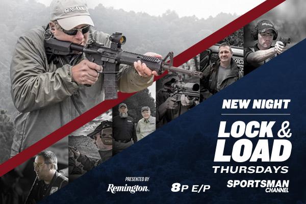 Lock & Load Thursdays Presented by Remington