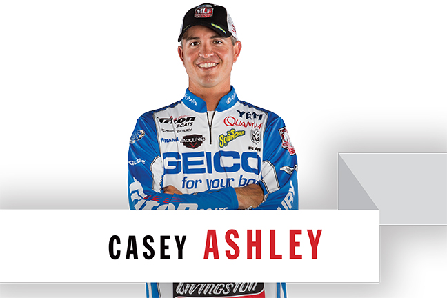 Pro Bass Tips-Casey Ashley