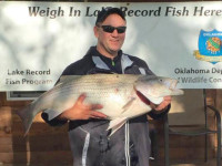 Great Plains Fishing Forecast Feature