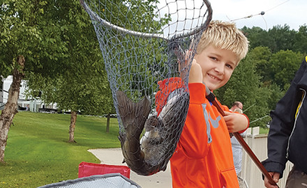 Looking ahead to the coming year's fishing opportunities, the things that make Iowa