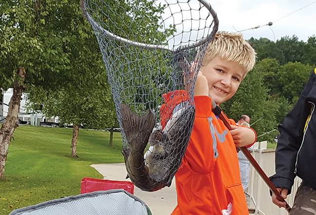 IA Fishing Forecast Feature