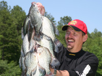 Indiana crappie fishing