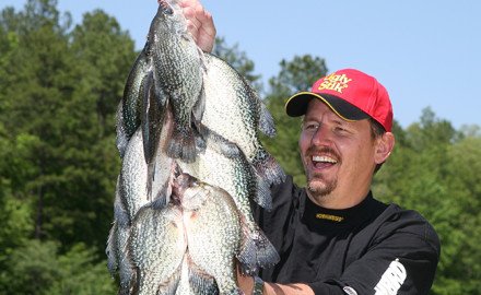 Indiana crappie fishing?  In any discussion of good crappie fishing, the state of Indiana does not