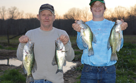 2017 Kentucky crappie fishing forecast