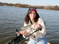 Mississippi/Louisiana crappie fishing