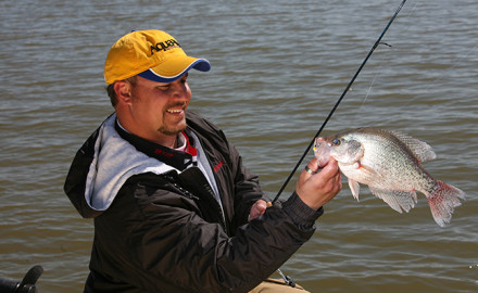North Carolina crappie fishing has been blessed with above-average successes for years, but 2017