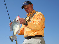 Oklahoma crappie fishing