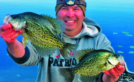 A cold front is a cold front to most folks, but to anglers in the springtime a cold front is a