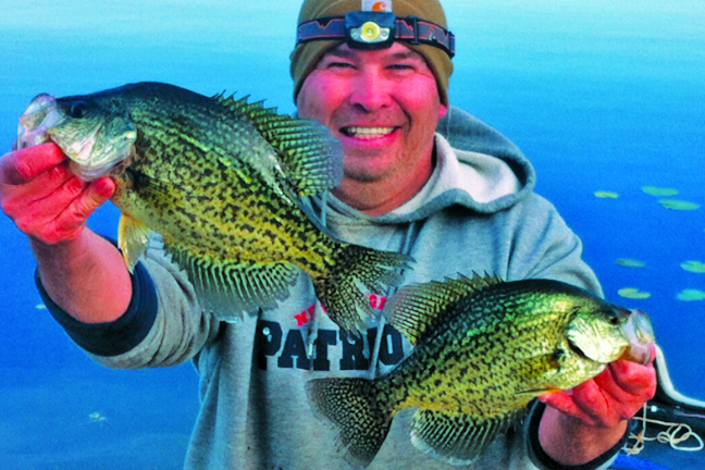 Crappie Fishing: How to Find 'Em After Cold Front