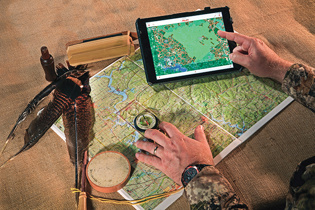 Gobblers on Google: Tech Tips for Turkey Hunting