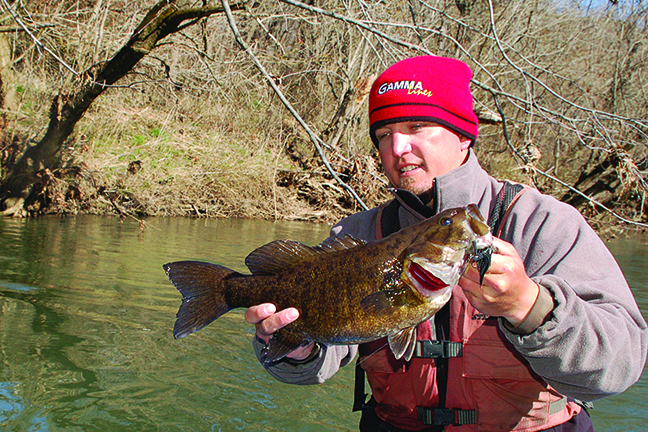 Smallmouth Bass on Flies: Learn to Match the Hatch