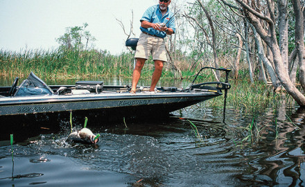 As the mercury begins to rise, Florida bass anglers start researching locations and preparing