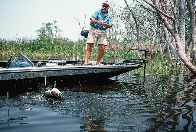 Top 2017 Florida Bass Fishing Spots