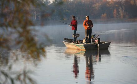 Sound fishery management by the Illinois Department of Natural Resources has resulted in great