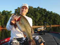 Louisiana bass fishing
