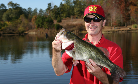 Ten years ago you couldn't legally fish for bass during April, but that didn't mean that anglers
