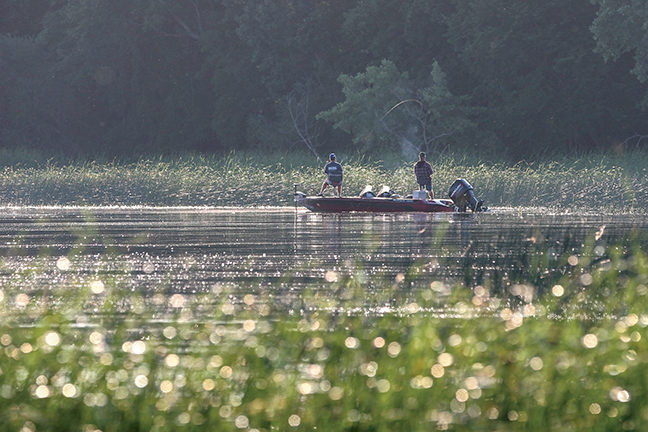 2017 Top South Carolina Bass Fishing Spots