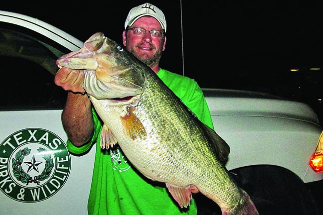 2017 Top Texas Bass Fishing Spots