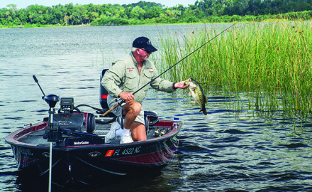 The Tidewater Region has many great bass fisheries, one of which is Lake Chesdin. At 3,100 acres