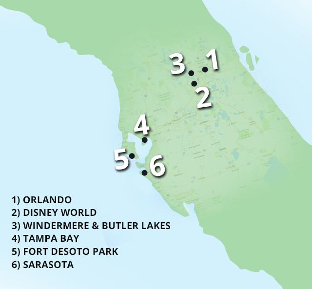 Best Florida Fishing and Boating Vacations