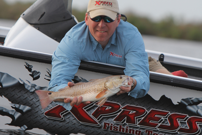 Gulf Coast Redfish 2