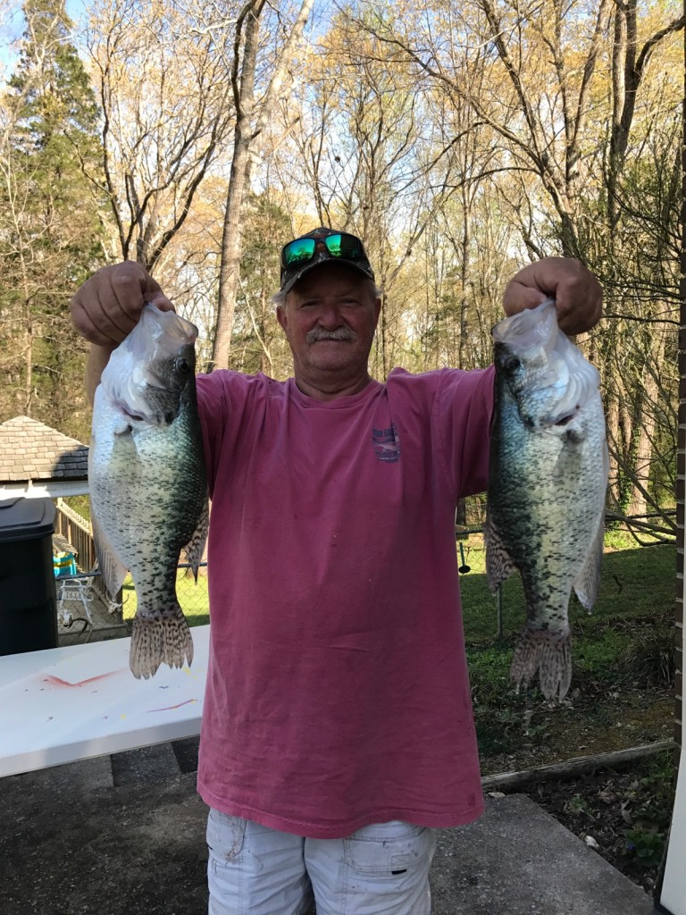 Kentucky lake fishing game fish for Crappie fishing in ky