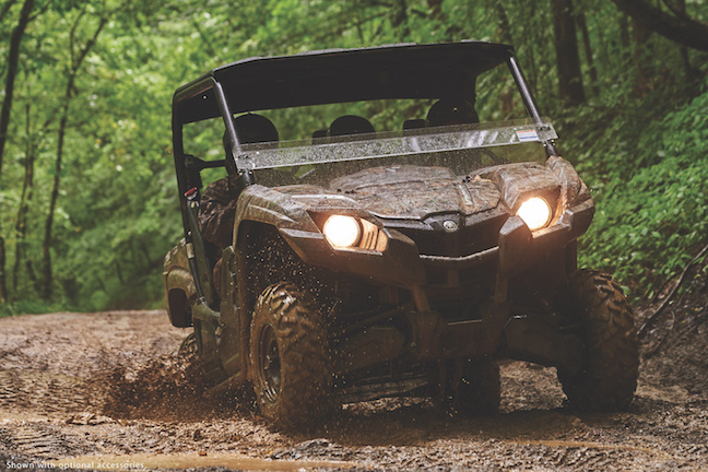 Hauling Class: 6 Side-By-Side Vehicles for 2017
