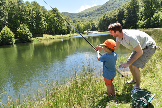 2017 North Carolina Family Fishing Destinations