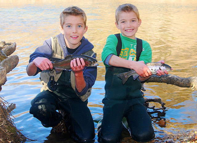 2017 Rocky Mtn Family Fishing