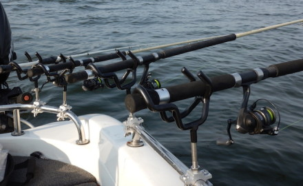 long-line trolling for crappie