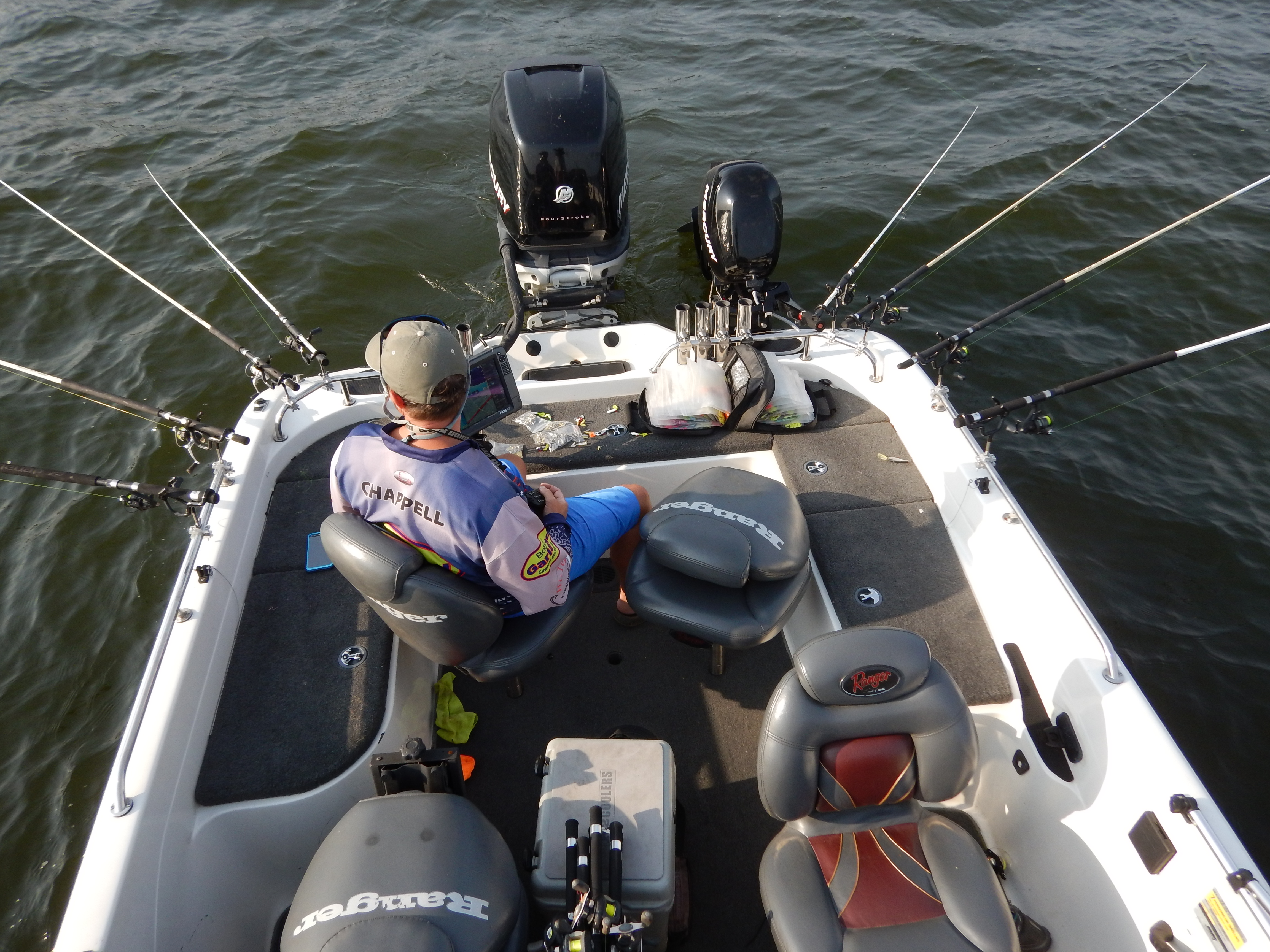 Pro Tips on Long-Lining for Crappie: Brad Chappell