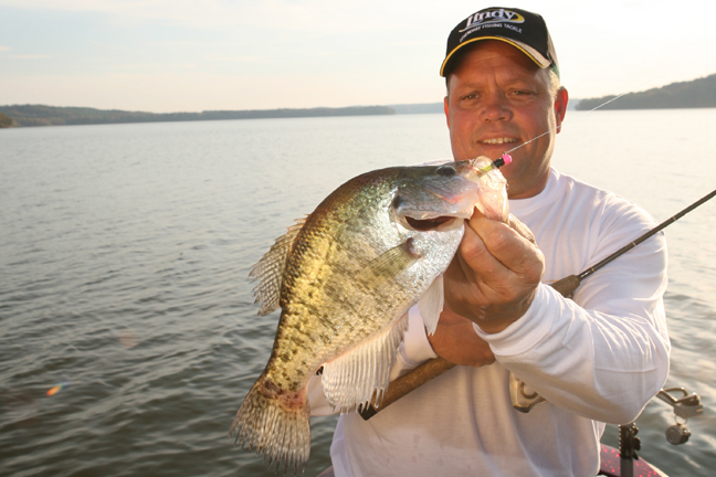 Family Fishing Illinois