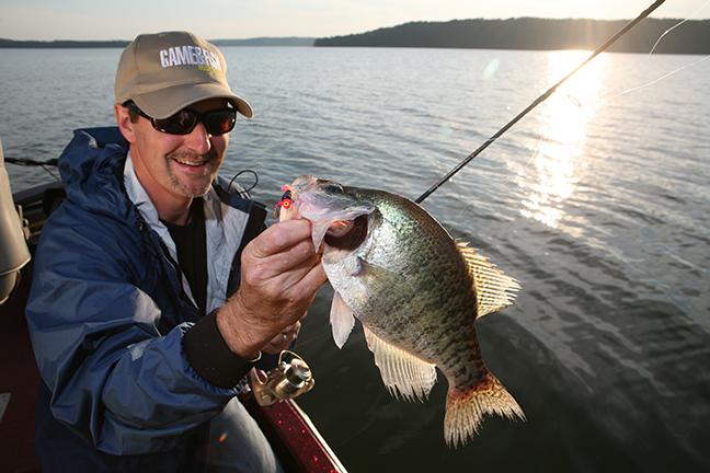 Family Fishing Michigan