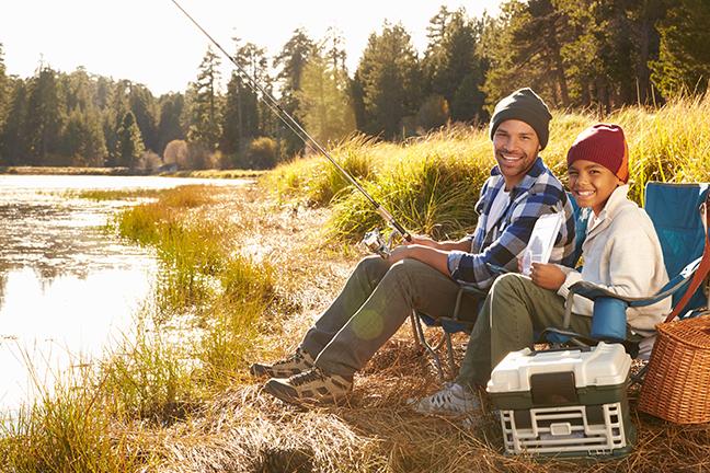Family Fishing New York