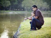Family Fishing Pennsylvania