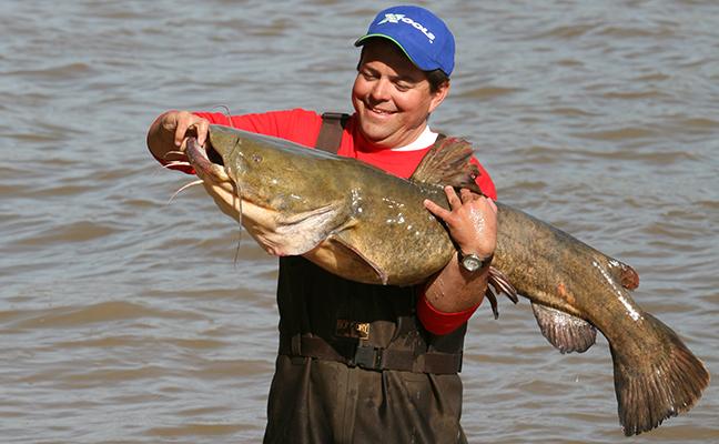 Family Fishing South Carolina