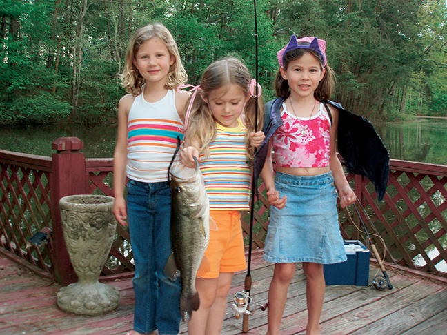 Georgia Family Fishing Destinations